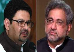 NAB court extends Shahid Khaqan, Miftah Ismail's judicial remand till Oct 28