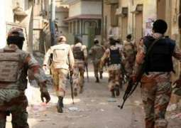 Sindh government extends Rangers' powers in Karachi for 90 days