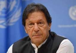0.9  Million Indian troops have held 8 million Kashmiris hostage: PM