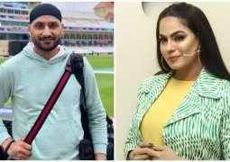 Veena Malik renders Harbhajan Singh speechless with 'enjoy your tea' quip