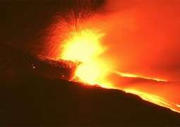 Italy's Mount Etna Bursts Into Volcanic Activity - Volcanology Institute