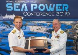 Chief Of The Naval Staff Admiral Zafar Mahmood Abbasi Attends Sea Power Conference In Australia, Holds Bilateral Meetings With Heads Of Foreign Navies