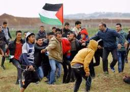 Over 30 Palestinians Injured in Clashes With Israeli Military in Gaza on Friday