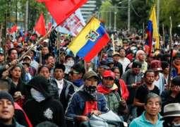Ecuadorian President to Reconsider Canceling Fuel Subsidies Amid Mass Protests - Mayor