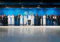 Dubai International Financial Centre celebrates ranking as 8th Best Global Financial Centre