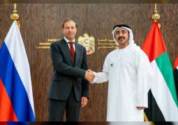 UAE, Russia join forces to counter terrorism, stabilise world oil markets: Abdullah bin Zayed