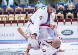 Strong international, regional turnout confirmed for Al Ain International Pro Jiu-Jitsu Championship