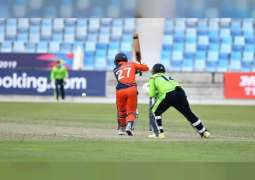 Ireland beat Netherlands in T20 World Cup warm-up game