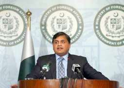Pakistan rejects Indian Defence Minister's remarks