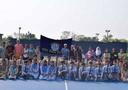 Junior Tennis Initiative Program-2019