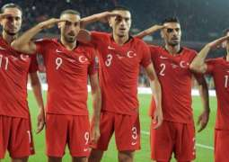 French Sports Minister Urges UEFA to Punish Turkish Football Team for Military Greeting