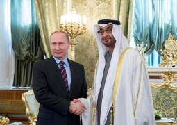 Local Press: Qualitative leap in UAE-Russia relations
