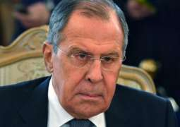 Lavrov Stresses That Nations Sheltering Terrorists Should Take Responsibility for Them