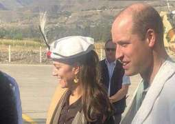 Prince William, his wife Princess Kate visit Chitral
