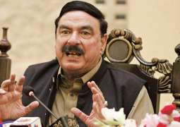Maulana can get permission for holding public rally not for Dharna: Sheikh Rasheed