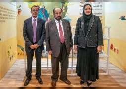 Sharjah Ruler attends announcement of EAACL Shortlist