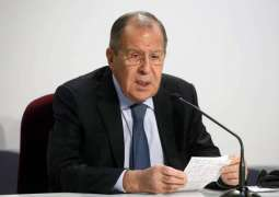 Lavrov Says West Ignores Russia's, China's Approaches to Fighting Terrorists Online