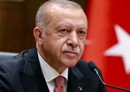 Erdogan Calls National Football Team's Military Salute 'Natural,' Expresses Support