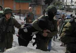Israeli Forces Detain 22 Palestinians in Raids Across West Bank - Reports