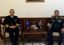Azerbaijan May Provide Support to NATO's Mission in Iraq - Defense Ministry