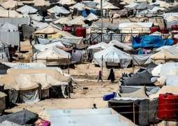 Some 6,000 Displaced Syrians Remain in Jordan's Mrajeeb Al Fhood Camp - UAE Red Crescent