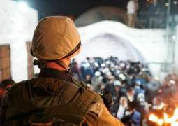 Explosive Device Found as Group of Jewish Pilgrims Enter Joseph's Tomb in Israel - IDF
