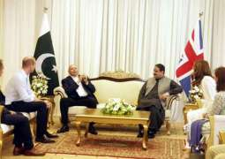Pakistan, UK moving ahead together in journey of progress, prosperity: Punjab Chief Minister Sardar Usman Buzdar