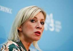 US Diplomats Were Not Detained in Severodvinsk - Russian Foreign Ministry spokeswoman Maria Zakharova