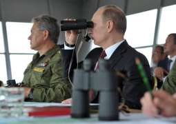 Putin to Visit State Defense Control Center on Thursday for Military Drills - Spokesman