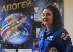 NASA Astronaut Meir Says Preparing for First Ever All-Female Spacewalk Friday