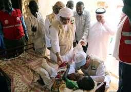 Sharjah Charity International rescues flood victims in Sudan