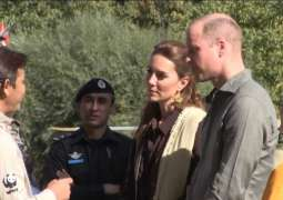 WWF appreciates Royal Couple's efforts to highlight importance of environmental conservation