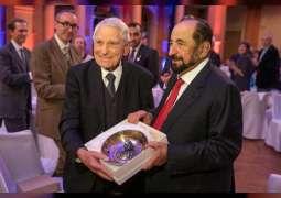 Sharjah Ruler launches German edition of 'Bibi Fatima' book