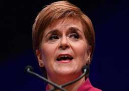 Sturgeon Says New Brexit Deal Leaves Scotland With 'No Say' in Future Relations With EU