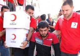 Turkish Red Crescent Urges Aid Groups to Join Efforts in Northern Syria