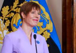 Estonian President Kaljulaid Praises Capability of Reserve Forces After Snap Drills