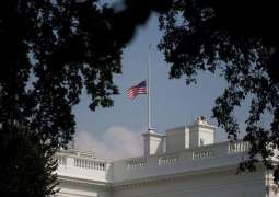 Trump Orders US Flag to Half Staff, Honoring Deceased Lawmaker Who Sought His Impeachment