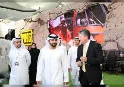 Mansour bin Mohammed opens e-gaming festival Insomnia Dubai