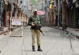 Life remains crippled in IoK on 75th day as curfew continues