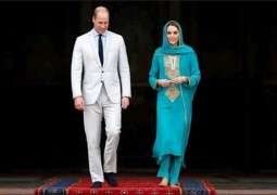 Prince William, Princess Kate arrive in Islamabad