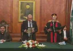 New Lahore High Court Judges Take Oath at Lahore High Court
