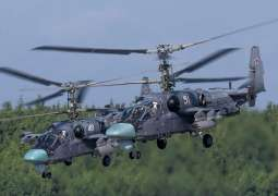 Russian Defense Ministry to Get 8 Ka-52 Alligator Helicopters by Year-End - Manufacturer