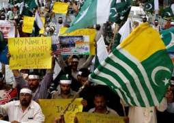 Kashmir day observed on Friday