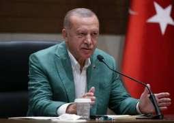 Erdogan Says Kurdish Militants Released 750 IS Terrorists From Syrian Prisons