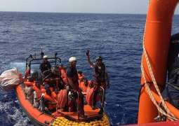 Ocean Viking Rescue Ship Saves Over 100 Migrants Near Libya - MSF