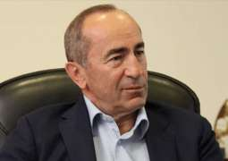 Armenian Constitutional Court Refuses to Review Ex-President Kocharyan's Cassation Appeal