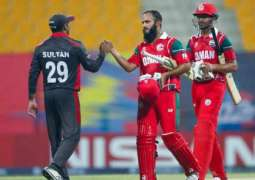 UAE lose to Oman as T20 Qualifier begins