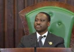 Ex-Speaker of Ivorian Parliament Announces Decision to Run for Presidency