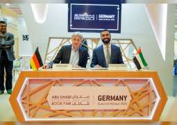 Germany announced as 'Guest of Honour' for ADIBF 2021