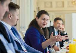 Ukraine Hopes to Secure 2nd IMF Loan Payout Before Year's End - Finance Minister Oksana Markarova